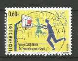 Luxembourg 2004 - YT n° 1593 - Basket-ball