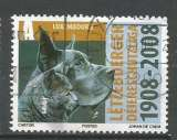 Luxembourg 2008 - YT n° 1737 - Dogues