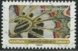 miniature France 2020 - Autoadhésif - Effets papillons - Zeryntia rumina