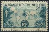 FRANCE 1945 OBLITERE N° 741