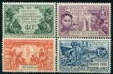 miniature  COTE des SOMALIS  _  Y & T  :  N°  137/139  **  -   Cote  :    42,90  €