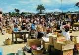 miniature Images du Gabon : Marché à LIBREVILLE - Affr Philatélique