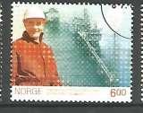 miniature Norvège  2005 - YT n° 1482 - Le 1er ministre