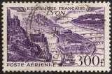 miniature P253 - Y&T n° 26 - oblitéré - Lyon - 1949 - France