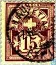 miniature SUISSE n° 105 oblitéré °