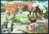 miniature France 2004 Y&T BF69 ** - Les animaux de la ferme