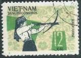 miniature Vietnam du Nord - Y&T 0496 (o)