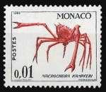 miniature Monaco 1960 65 - Y&T 537A - MH neuf sans gomme