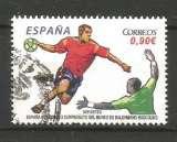 Espagne 2013 - YT n° 4465 - Joueur de football et gardien