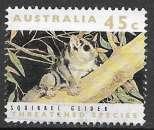 Australie 1992 Y&T 1241 oblitéré - Ecureuil volant