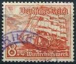 ALLEMAGNE REICH 1937 OBLITERE N° 598