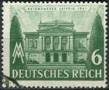 ALLEMAGNE REICH 1941 OBLITERE N° 689