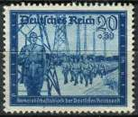 ALLEMAGNE REICH 1941 OBLITERE N° 701 (*)