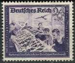 ALLEMAGNE REICH 1941 OBLITERE N° 702 (*)