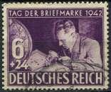 ALLEMAGNE REICH 1942 OBLITERE N° 735