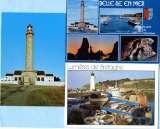 miniature 3 CPM PHARES : Grand phare (2) Sauzon