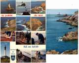 miniature Pointe Finistère 9 CPM PHARES : Raz de Sein, St Mathieu...