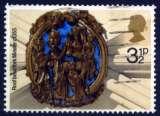 miniature GRANDE-BRETAGNE 1974 Y&T 742 (o)