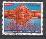 miniature Italie 2010 - YT n° 3165 -  Corail rouge