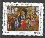 miniature Italie 2010 - YT n° 3176 - Adorations des Mages