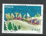 miniature Italie 2010 - YT n° 3177 - Petit train