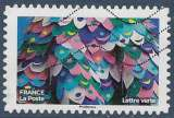 miniature FRANCE 2019 : yt 1799 Oblitéré/Used # Mon Fantastique carnet de timbres