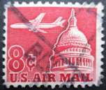 miniature USA PA N°61 oblitéré