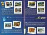 miniature Collector neuf - La France comme j'aime - Paris 2011 - 10 timbres autoadhésifs + dépliant