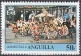 miniature Anguilla 1978 Michel 314 Neuf ** Cote (2005) 0.20 Euro Couronnement de Reine Elisabeth II