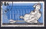 miniature Chine 1964 Y&T 1598 oblitéré - Industries chimiques