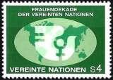 miniature Nations Unies Vienne 1980 - YT 9 -  Décennie de la Femme - MNH**