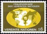 miniature Nations Unies Vienne 1980 - YT 10 -  Décennie de la Femme - MNH**