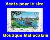 FRANCE - Oblitéré sur fragment - AA 942  Blois  - TCA 208