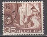miniature Suisse 1949  Y&T  488  oblitéré  (2)