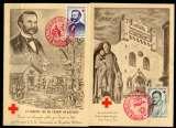 miniature FRANCE  _    Premier  Jour  (FDC)  : 6/12/1958  -  Cote  :  10,00  €
