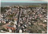 miniature cpsm 44 Batz-sur-Mer  vue générale aérienne