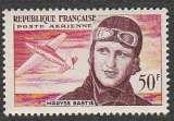 miniature France - Poste Aérienne PA N° 55 MNH ** Aviatrice Maryse Bastié - 1955