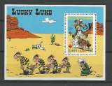 miniature France - 2003 - Fête du Timbre 2003 - Lucky Luke - Bloc n° 55 - Neuf **