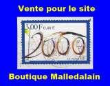 miniature FRANCE - Oblitéré sur fragment - YT 3291 An 2000 - TCA 328