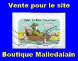 miniature FRANCE - Oblitéré sur fragment - AA 1882 - Pécheur en barque - TCA 344