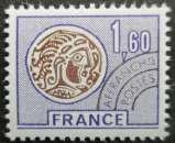 miniature FRANCE préoblitéré N°144 monnaie gauloise neuf **