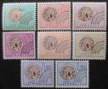 miniature FRANCE préoblitéré série N°138 au 145 monnaie gauloise neuf **