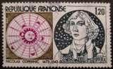 miniature FRANCE N°1818 Nicolas Copernic oblitéré